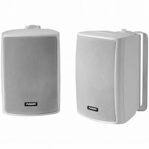 Fusion, 4, U0026quot, Compact, Marine, Box, Speaker