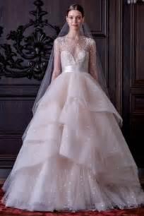 lhuillier bridesmaid dress lhuillier 2016 wedding dresses weddingbells