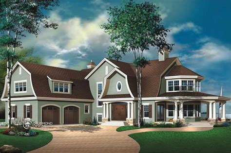 luxury contemporary country farmhouse house plans home design dd