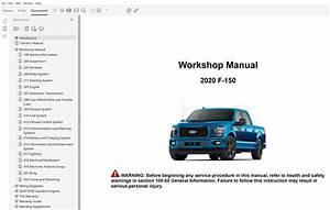 2020 Ford F150 Repair Manual