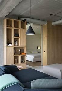 Interesting Contemporary Penthouse With Unique Design