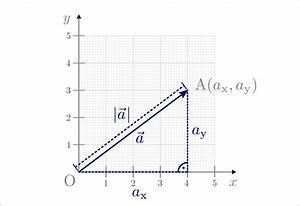 Betrag Vektor Berechnen : vektoren grundwissen mathematik ~ Themetempest.com Abrechnung