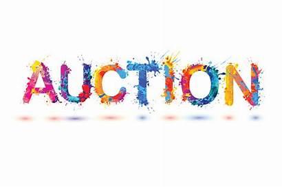 Auction Sign Silent Clip Vector Splash Pain
