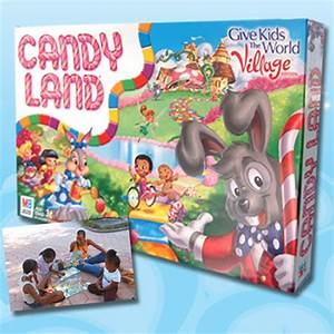 Candy Land images Give Kids the World Edition of Candy