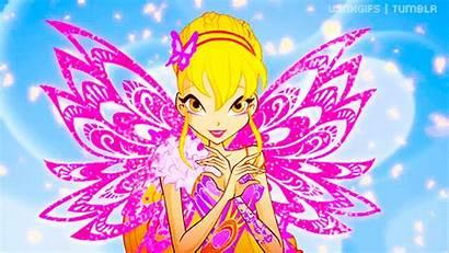 Winx Club Flora Gifs Magic