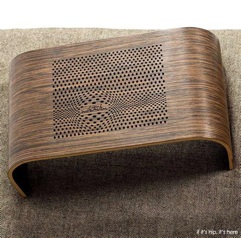 noktuku laser cut bent wood laptop tray  wenge