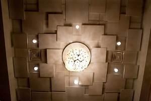 Drop Ceiling Decoration - Contemporary - Hall - Chicago