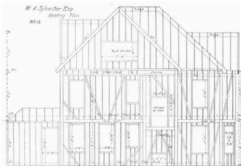floor  framing plans    sylvesters house