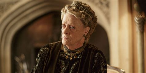 Maggie Smith Will Remain On 'Downton Abbey' Until The Show
