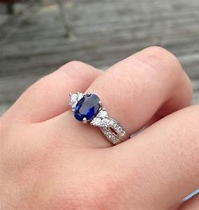 5 real girl engagement rings that are more mesmerizing With wedding ring girl