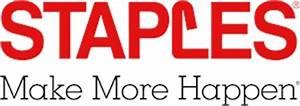 Staples Make More Happen Logo Vectors Free Download