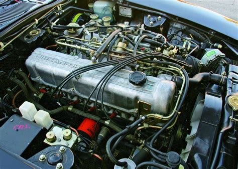 Datsun Engines 1978 datsun 280z the fuel injected z won sports car