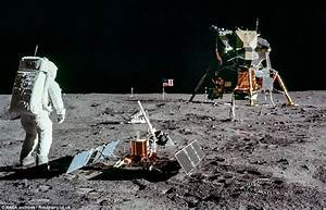 Panoramas of the MOON: Photographer stitches Apollo ...