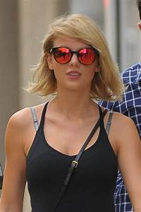 Taylor Swift at the gym in New York as it's reported she ...  Taylor