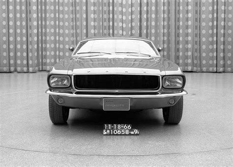 1966 Ford Mustang Mach 1 Concept Hd Pictures