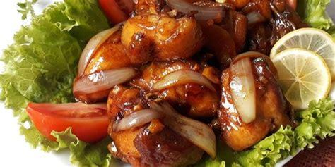 Resep soun goreng semur, kejutan baru untuk pencinta ifu mi. Resep Ayam Goreng Mentega ala Kedai Chinese Food | merdeka.com