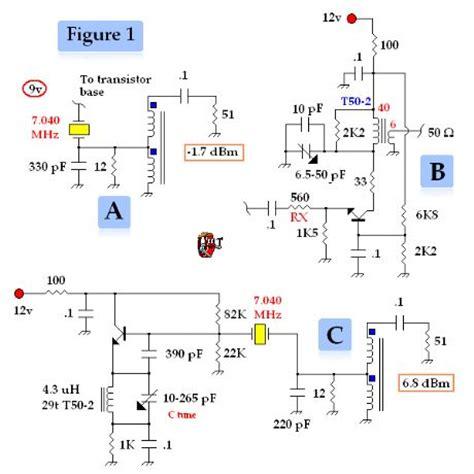Low Noise Crystal Oscillators Signal Processing