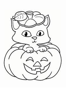 Tete De Citrouille Pour Halloween : coloriage une citrouille ~ Melissatoandfro.com Idées de Décoration