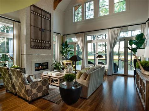 living room pictures hgtv dream home