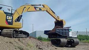 Prinoth Panther T14R - YouTube