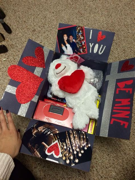 long distance relationship valentines day care package