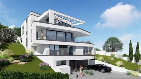 2 Stöckiges Haus by Moderne H 228 User 4 St 246 Ckiges Traumhaus In Klosterneuburg