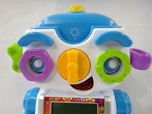 Cogsley Learning Robot By Vtech