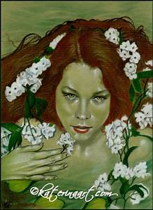 Naiad Nymph ,Katerina Art ,Fantasy and Portraiture art by ...  Naiad