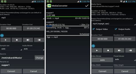 converter android how to convert to audio mp3 on android the android