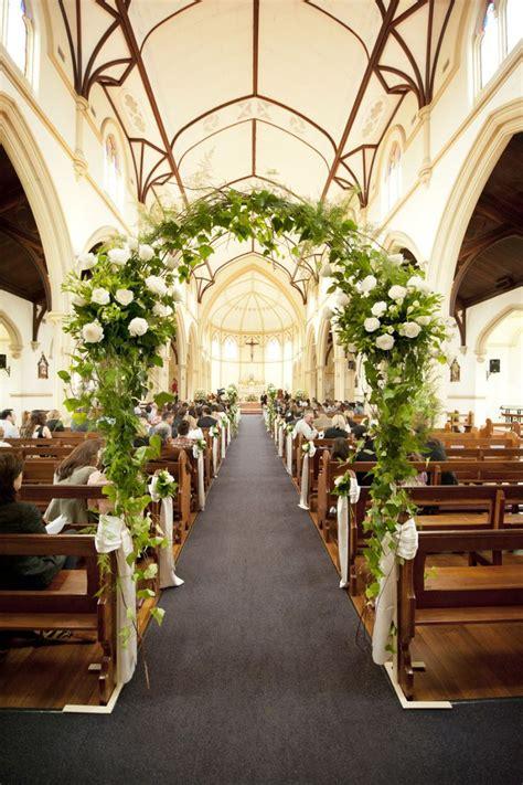 174 Best Church Wedding Decorations Images On Pinterest