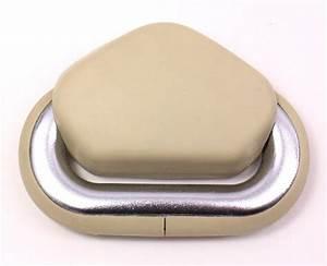 Seatbelt Guide Cap Tan 99