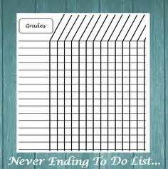 6 Best Images Of Classroom Tracker Chart Printable First