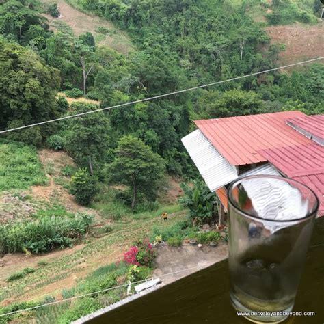 travels  carole sights   paramin village trinidad