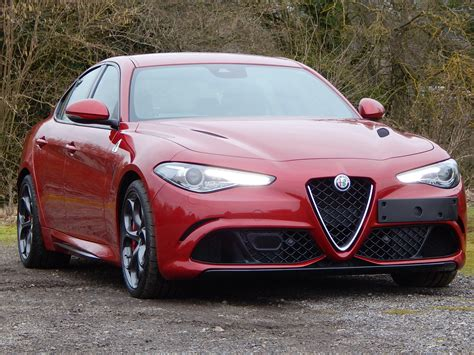 Used Alfa Romeo For Sale by Used 2017 Alfa Romeo Giulia For Sale In Hshire