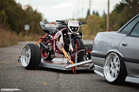 budget build stunt hauler stancenation form function