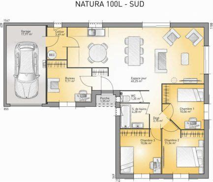 plan de maison a construire 32 best images about plan maison on modern farmhouse house plans and vaulted ceilings