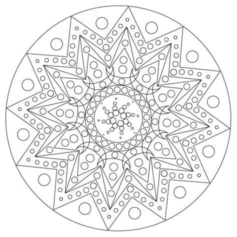 mandalas zum drucken ausmalbilder mandalas zum ausdrucken malvorlagentv