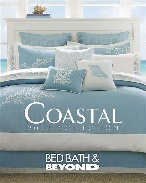 bed bath beyond 2013 coastal collection cottage by