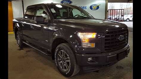 grey ford    supercrew  xlt sport review