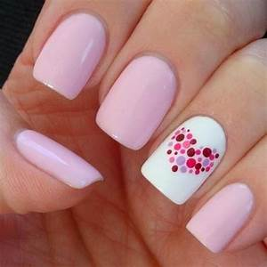 Simple Wedding Nail Arthttp://nails-side.blogspot.com/