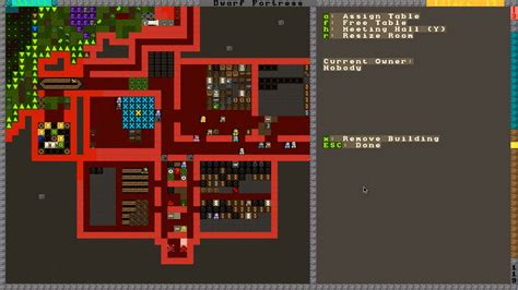 How To Get Started With Dwarf Fortress  Part 10  Dining. University Of Southern Indiana Dorm Rooms. Floor Plans With Great Rooms. Color Design In Living Room. Room Paint Design Ideas. Moraxians Game Room. Laundry Room Makeover Pinterest. Recreation Room Design. Laundry Room Table Top