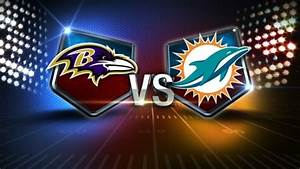 Tale of the Tape: Ravens vs. Dolphins