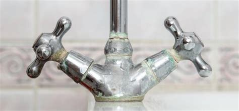 how to remove limescale from kitchen sink how to remove limescale get rid of water deposits 9557