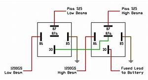 5 Pole Fan Relay Wiring Diagram  5  Free Engine Image For