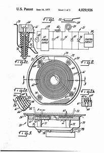 Patent Us4029926 - Work Coil For Use In An Induction Cooking Appliance