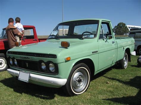 toyota old truck curbside classic 1975 toyota hilux pickup the truth