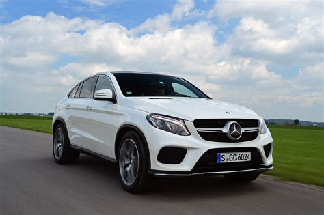 Mercedes GLE Coupe 2015   pictures   Auto Express