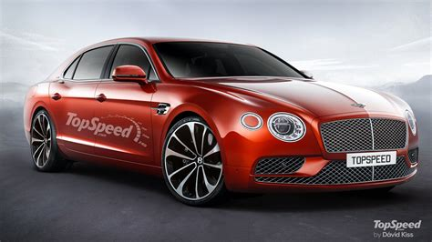 Bentley Flying Spur Photo by 2019 Bentley Flying Spur Pictures Photos Wallpapers