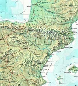 Iberian Peninsula | Mapping the Terrain | Pinterest