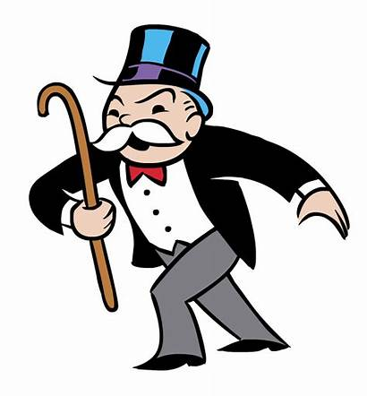 Monopoly Guy Clip Cartoon Angry Clipart Cliparts